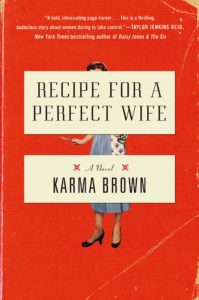 Recipe for a Perfect Wife Book