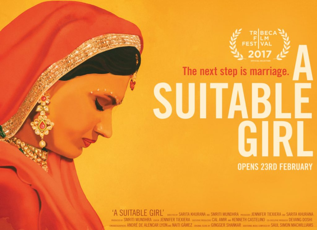 A Suitable Girl Movie Poster